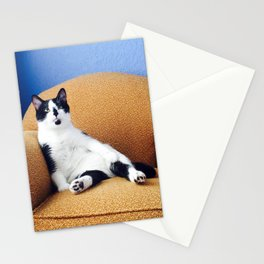 Paint me like one of your French girls Stationery Cards