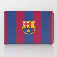 barcelona iPad Cases featuring Barcelona by Kesen