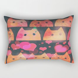 cat-96 Rectangular Pillow