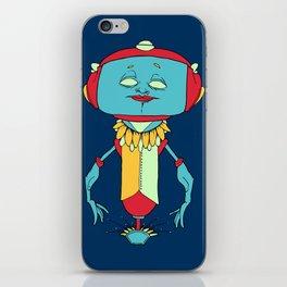 Bot Bot iPhone Skin