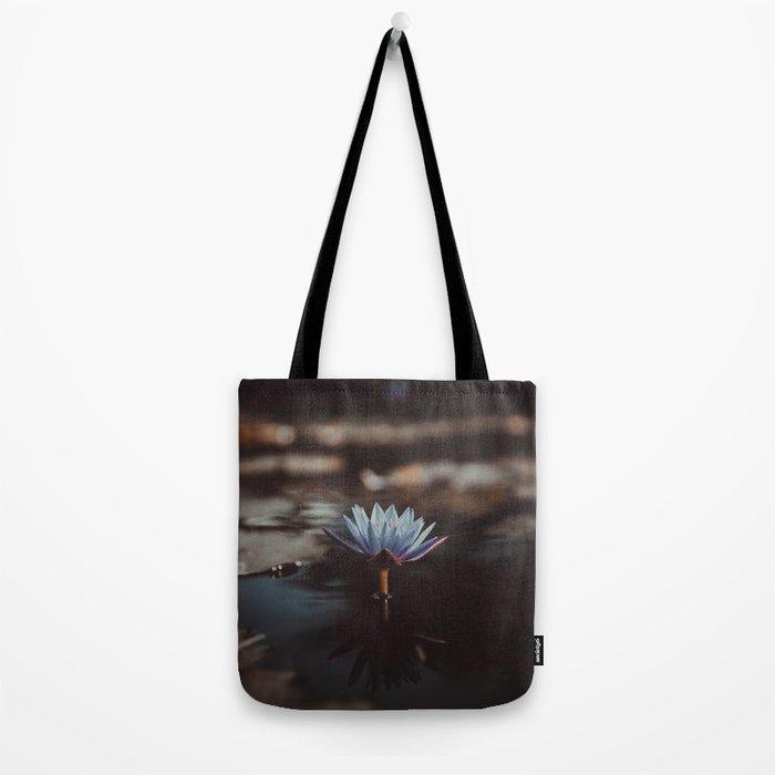 pastel blue Tote Bag