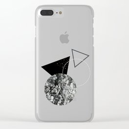 Cold Outside #society6 #decor #winter Clear iPhone Case