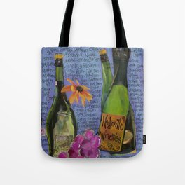 WOODINVILLE WINERIES Tote Bag