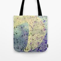 future Tote Bags featuring Future  by JulKa
