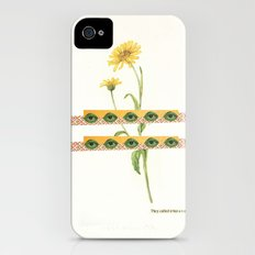 The Flower iPhone (4, 4s) Slim Case