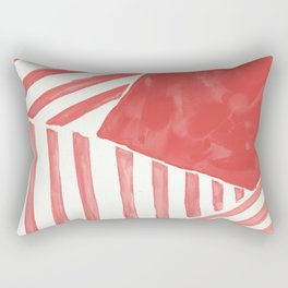 Summer lines Rectangular Pillow