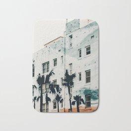 palm mural venice i Bath Mat