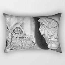 Doom! Rectangular Pillow