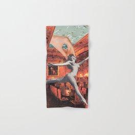 Cosmic Ballet Hand & Bath Towel