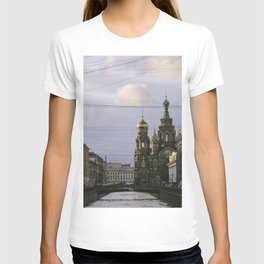 Saint Petersburg Russia T-shirt