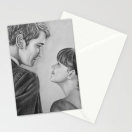 Love Stare Stationery Cards