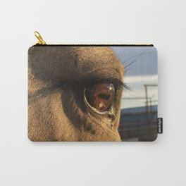 Golden Mare Carry-All Pouch
