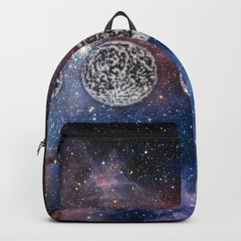 Cosmic Celestial Cycle Backpack