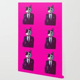 Wallace #abstract #painting Art Print Wallpaper