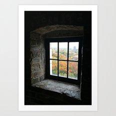 window of opportunity 2 Art Print