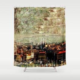Marseilles Shower Curtain