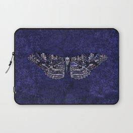 Deathshead Moth Laptop Sleeve