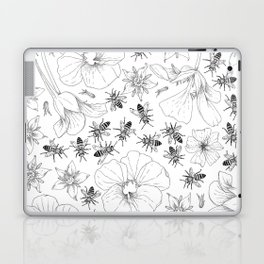 Honeybees and co. Laptop & iPad Skin