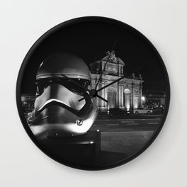 Imperial Madrid Wall Clock