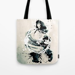 A day different than usual. Tote Bag
