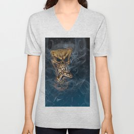The Stuff Nightmares Are Made Of Unisex V-Neck