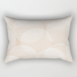 Cosy Circles 1 Rectangular Pillow