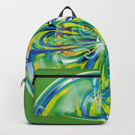 Mandalas of Healing and Awakening 6 Backpack