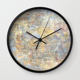 Old City Wall II Wall Clock