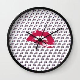 Passione Italia Wall Clock