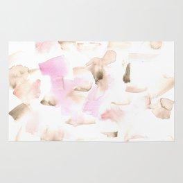 180515 Watercolour Abstract Wp 7 | Watercolor Brush Strokes Rug