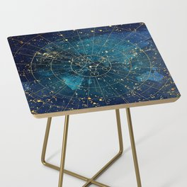 Star Map :: City Lights Side Table