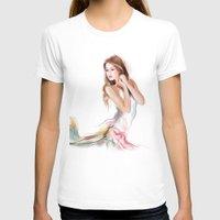 fairy T-shirts featuring fairy by tatiana-teni