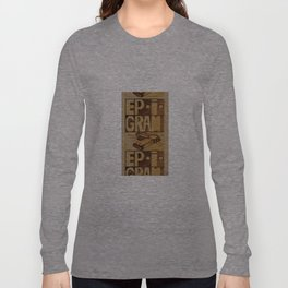 Epigram Long Sleeve T-shirt