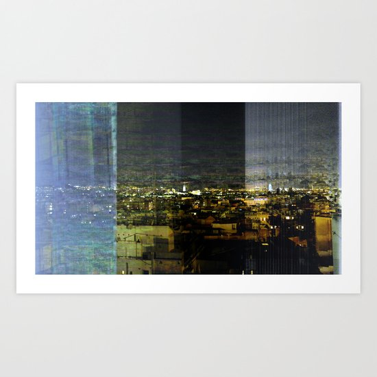 Tuesday 15 January 2013: imagine immersion imitation immoderately Art Print
