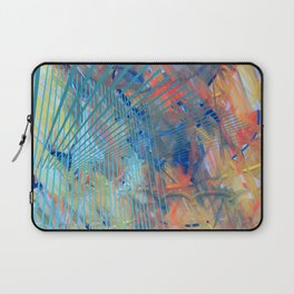 Abstract and Constructive expression Laptop Sleeve