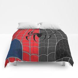 Spider-Man Red/Black Comforters