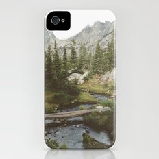 Dream Lake Creek iPhone (4, 4s) Slim Case