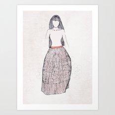 Marc Jacobs Art Print