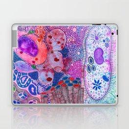 Bacterial world Laptop & iPad Skin