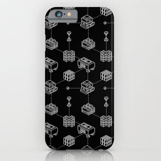 pattern #6 iPhone & iPod Case