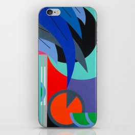 Absolut at Night - Paint iPhone Skin