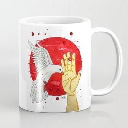 Pigeon of the peace Coffee Mug