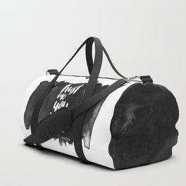 Trust Me You Can Dance Duffle Bag
