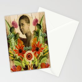 There's Magic In Moonlight Stationery Cards