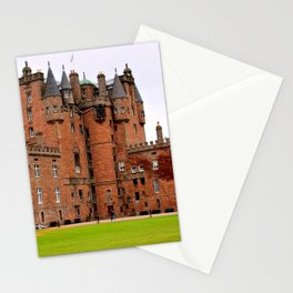 Glamis Castle - Angus, Scotland Stationery Cards