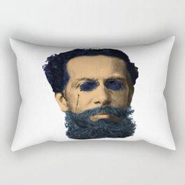 machado de assis Rectangular Pillow