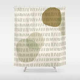 Coit Pattern 22 Shower Curtain