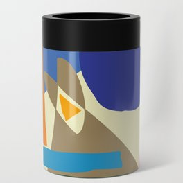 Abstract morning Can Cooler