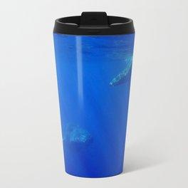 Underwater Humpbacks 4 Travel Mug