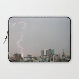 Bangkok Lightning #1 Laptop Sleeve